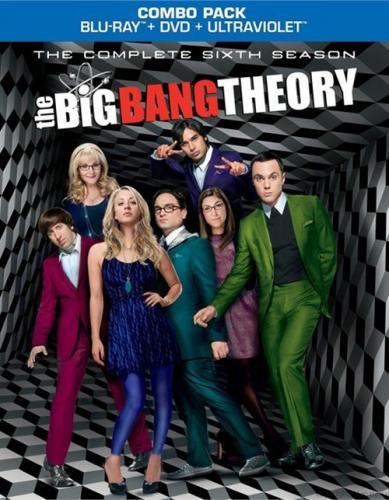 The big bang theory. The complete sixth season