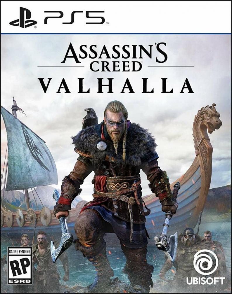 Assassin's creed. Valhalla