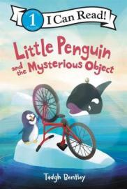 Little Penguin and the mysterious object