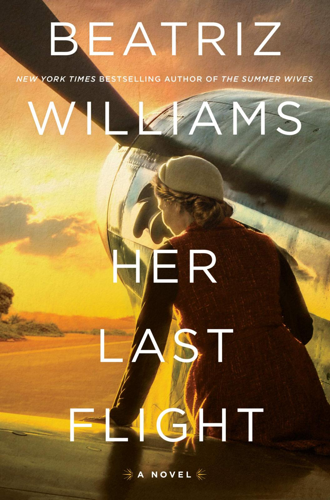 Her last flight : a novel