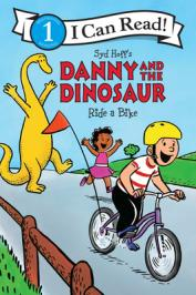 Syd Hoff's Danny and the dinosaur ride a bike