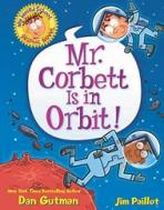 Mr. Corbett is in orbit!