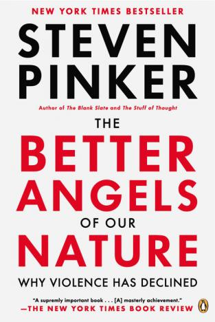 The better angels of our nature why violence has declined [Book Group Kit]
