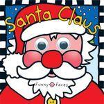 Funny faces. Santa Claus