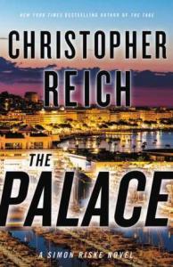 The palace : a Simon Riske novel