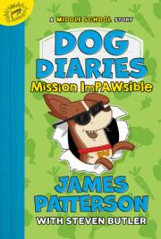 Mission impawsible : a middle school story