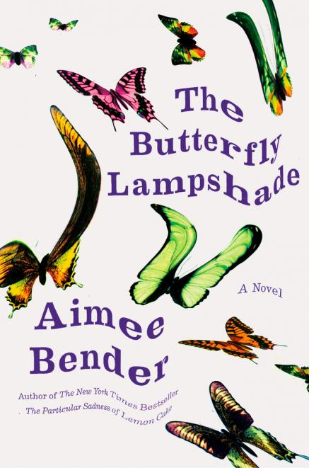 The butterfly lampshade : a novel