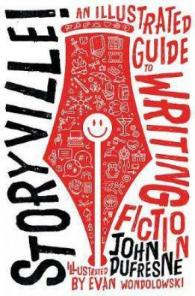 Storyville! : an illustrated guide to writing fiction