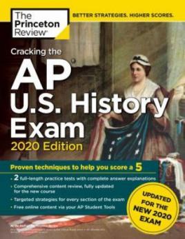 Cracking the AP U.S. history exam