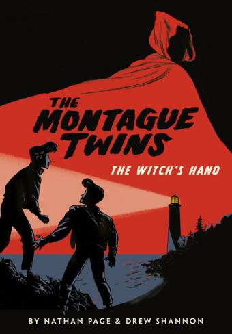 The Montague Twins. Vol. 1, The witch's hand