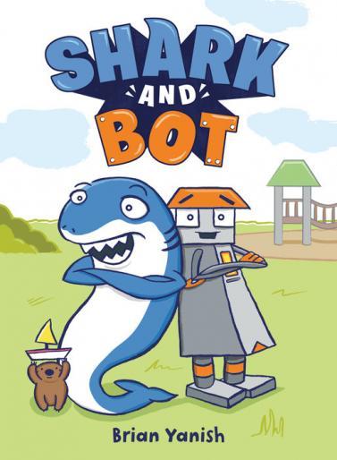 Shark and Bot. 1