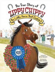 The true story of Zippy Chippy : the little horse that couldn