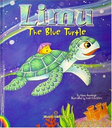 Limu : the blue turtle