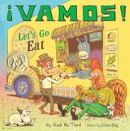 ¡Vamos! : let's go eat