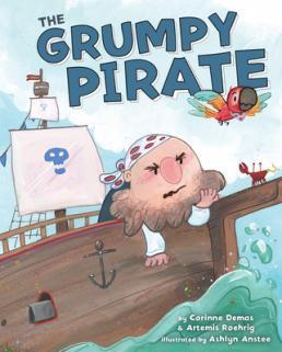 Grumpy Pirate