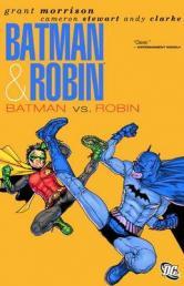 Batman & Robin : Batman vs. Robin