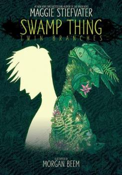 Swamp Thing. Twin branches