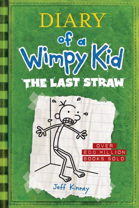 Diary of a Wimpy Kid. The Last Straw
