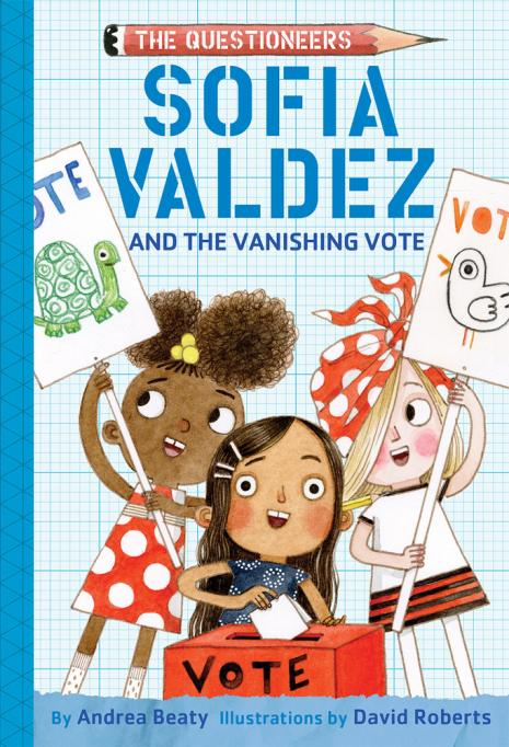 Sofia Valdez and the vanishing vote