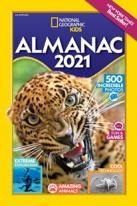 National Geographic Kids. Almanac 2021.