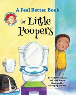 A feel better book for little poopers