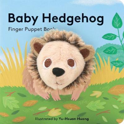 Baby Hedgehog : finger puppet book