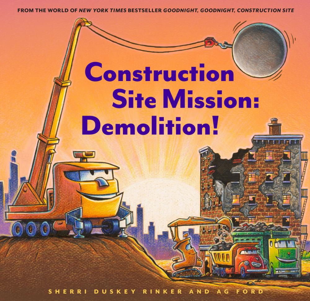Construction site mission : demolition!
