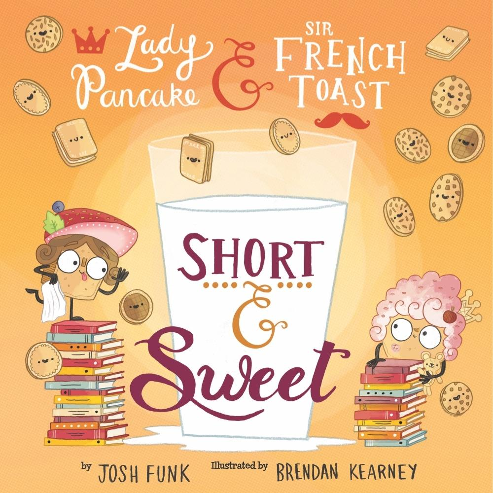 Lady Pancake & Sir French Toast : short & sweet