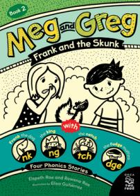 Frank and the skunk : with four phonics stories