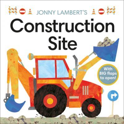 Jonny Lambert's construction site.