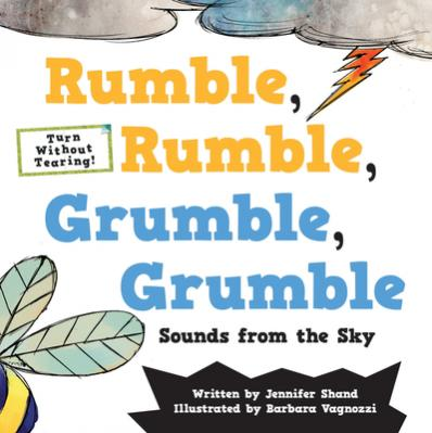 Rumble, rumble, grumble, grumble : sounds from the sky