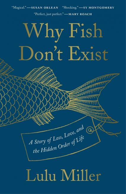 Why fish don't exist : a story of loss, love, and the hidden order of life