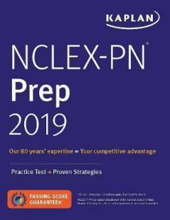 NCLEX-PN prep 2019 : practice test + proven strategies