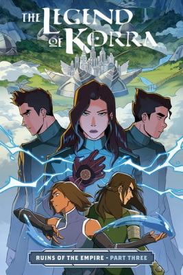 The legend of Korra. Ruins of the empire. Part three