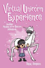 Virtual unicorn experience : another Phoebe and her unicorn adventure