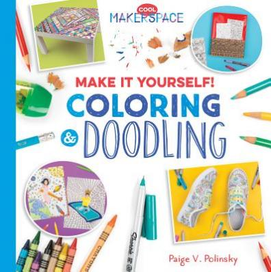Make it yourself! : coloring & doodling