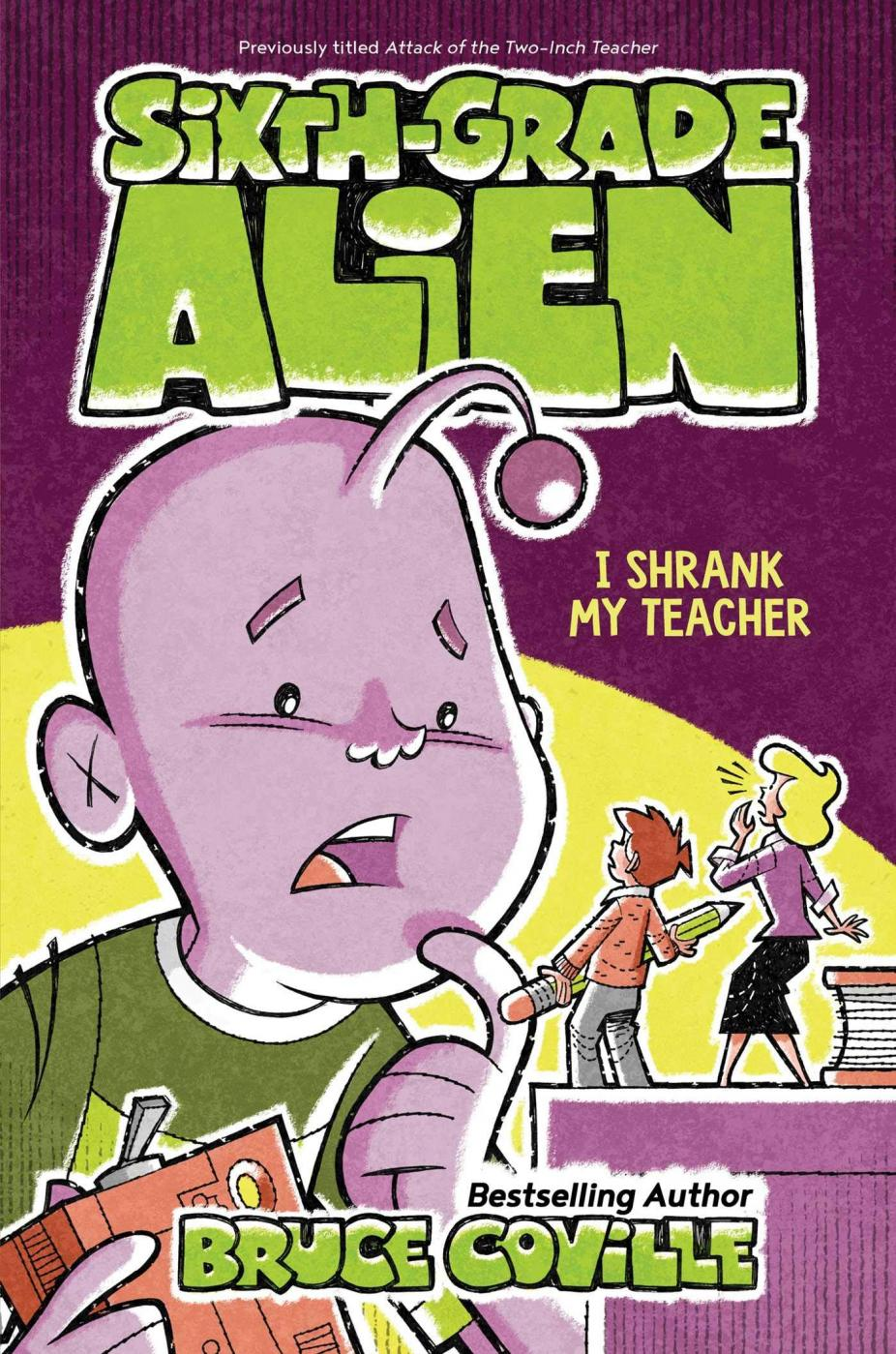 I shrank my teacher