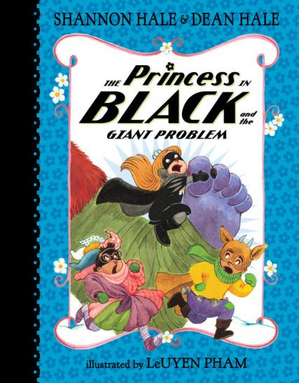 The Princess in Black and the giant problem