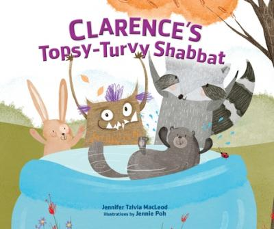 Clarence's topsy-turvy Shabbat