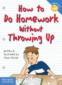 How to do homework without throwing up