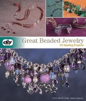 Dazzling beaded jewelry : 50 great projects
