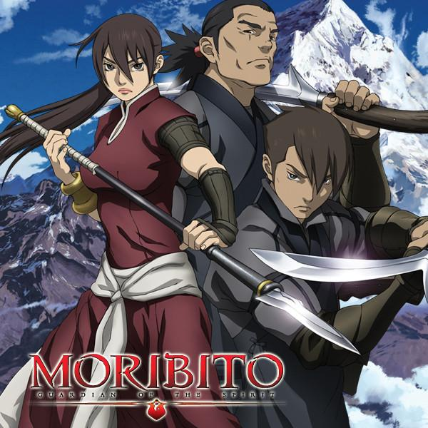 Moribito. Guardian of the spirit : complete collection