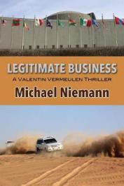 Legitimate business : a Valentin Vermeulen thriller