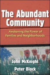 The abundant community : awakening the power of families and neighborhoods