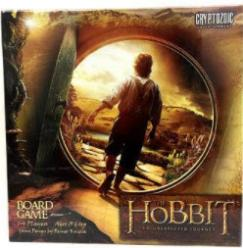 The Hobbit : an Unexpected Journey board game