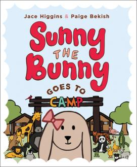Sunny the bunny : goes to camp
