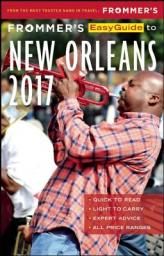 Frommer's easy guide to New Orleans 2017