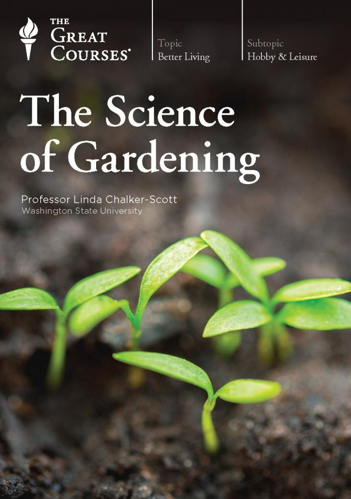 The science of gardening.