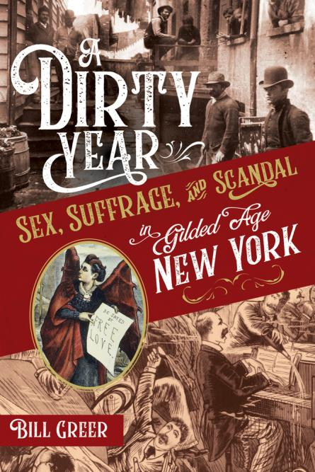 A dirty year : sex, suffrage, and scandal in Gilded Age New York