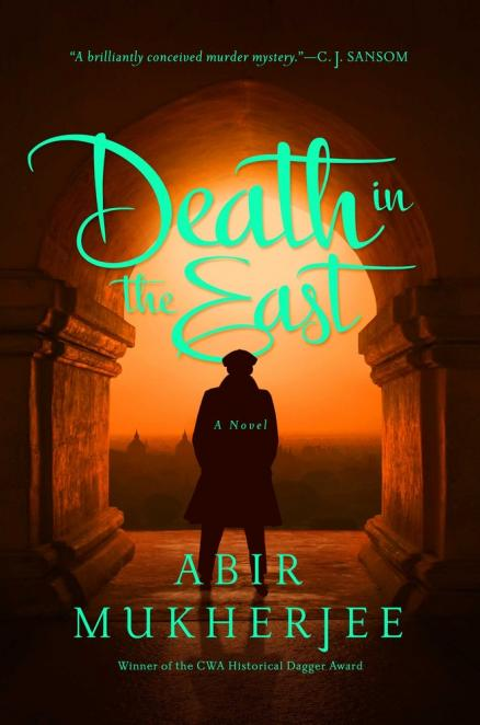 Death in the east : a novel